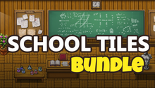 Load image into Gallery viewer, School Tiles Bundle