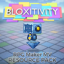 Load image into Gallery viewer, Bloxitivity Resource Pack