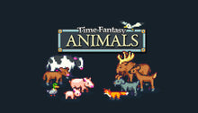 Load image into Gallery viewer, Time Fantasy Add-on: Animals