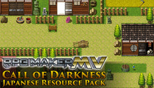 Load image into Gallery viewer, Call of Darkness: Japanese Resource Pack