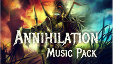 Load image into Gallery viewer, Annihilation Music Pack