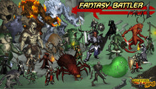 Load image into Gallery viewer, Fantasy Battler Pack 1
