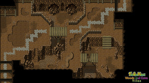 FSM: Woods and Cave Tiles