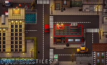 Load image into Gallery viewer, Futuristic Tiles Resource Pack