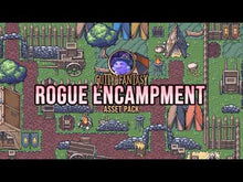 Load and play video in Gallery viewer, Rogue Encampment Game Assets