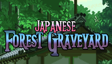 Load image into Gallery viewer, Japanese Forest Graveyard