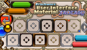 Krachware User Interface Material FANTASY