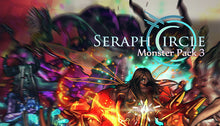 Load image into Gallery viewer, Seraph Circle Monster Pack 3