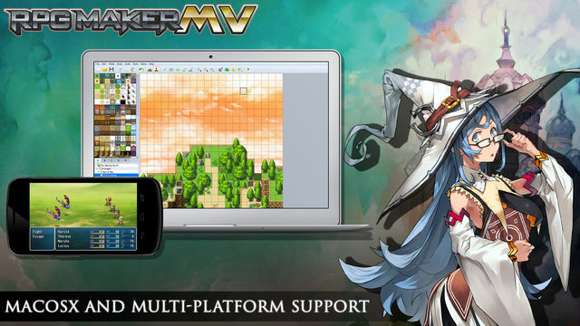 Load image into Gallery viewer, RPG Maker MV