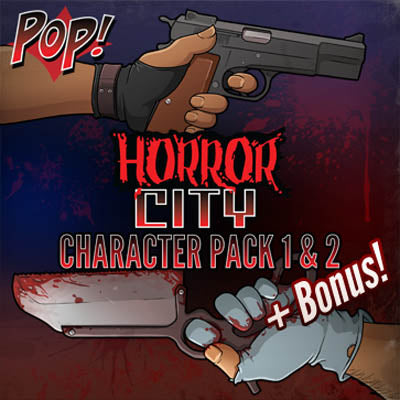 POP! Horror City: Character Bundle