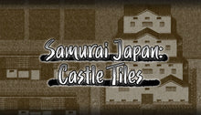 Load image into Gallery viewer, Samurai Japan: Castle Tiles