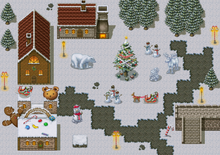 Load image into Gallery viewer, Winter Wonderland Tiles