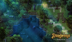 Ancient Dungeons: Base Pack for MV