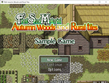 Load image into Gallery viewer, FSM : Autumn Woods and Rural Tiles