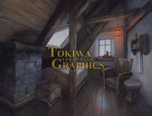 Load image into Gallery viewer, TOKIWA GRAPHICS Event BG No.2 Inn