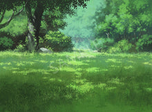 Load image into Gallery viewer, TOKIWA GRAPHICS Battle BG No.2 Woods/Riverside