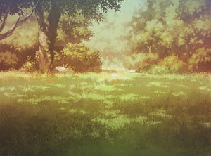 TOKIWA GRAPHICS Battle BG No.2 Woods/Riverside