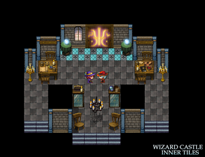 Wizard Castle Inner Tiles