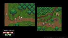 Load image into Gallery viewer, Time Fantasy Add-on: Dwarves Vs Elves