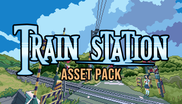 Train Station Asset Pack