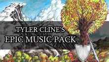 Load image into Gallery viewer, Tyler Cline's Epic Music Pack
