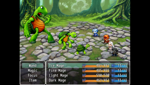 Tyler Warren RPG Battlers: Monster Evolution