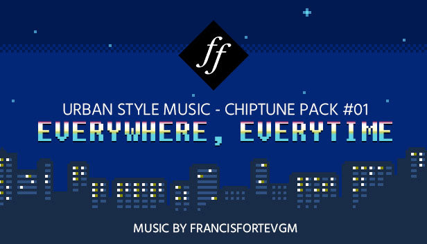 Everywhere, Everytime Music Pack