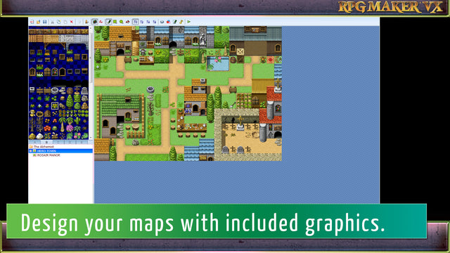 Load image into Gallery viewer, RPG Maker VX
