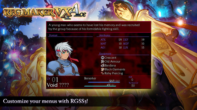 Load image into Gallery viewer, RPG Maker VX Ace