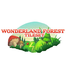 Load image into Gallery viewer, Wonderland Forest Tileset