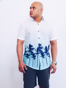"""Beach day"" unisex summer shirt"