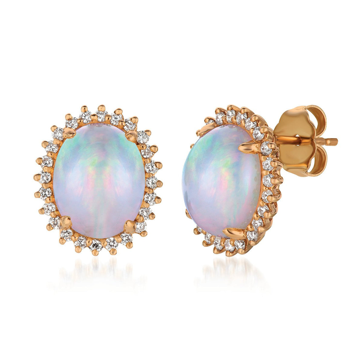 le vian® earrings featuring 2  3/8 cts