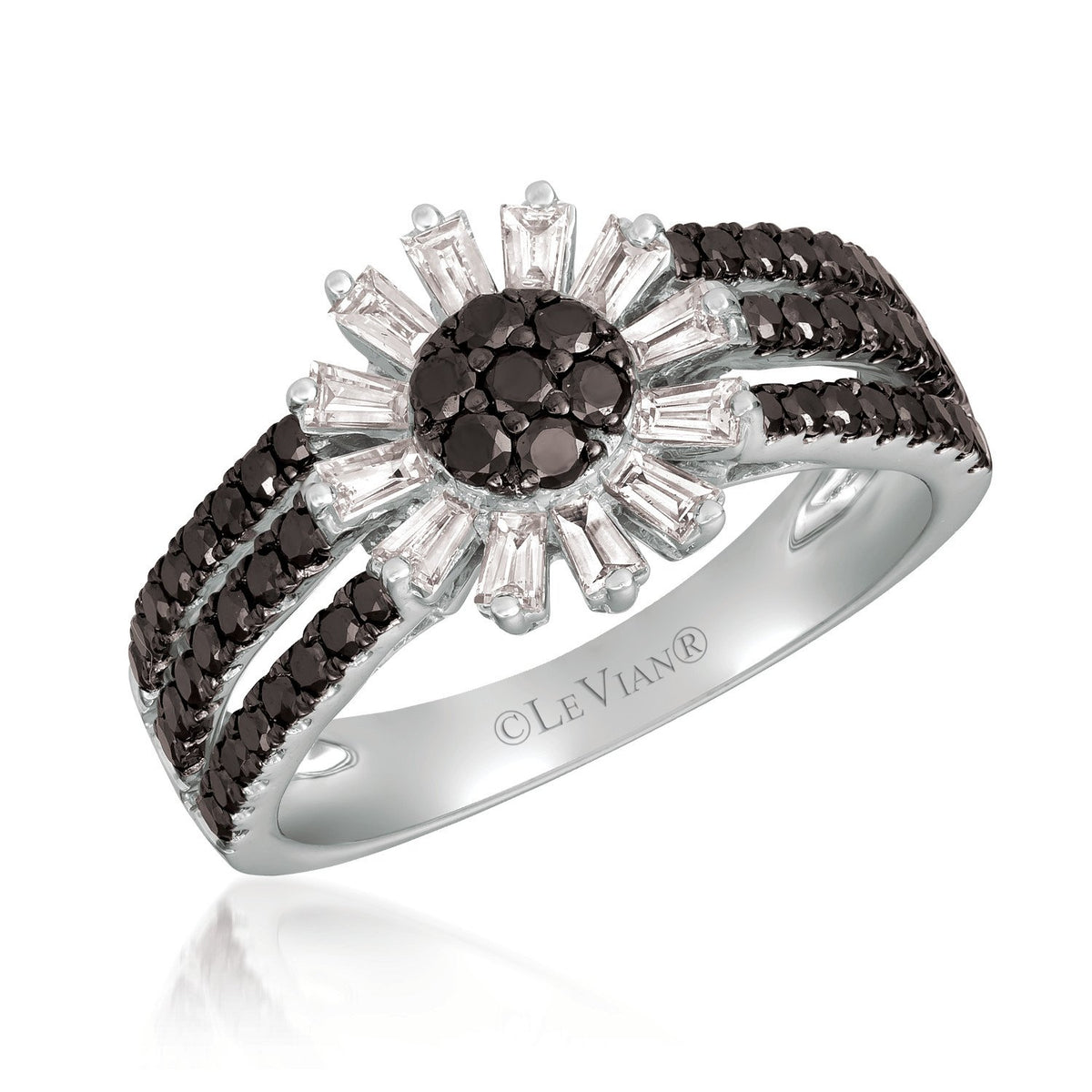 le vian exotics® ring featuring 5/8 cts