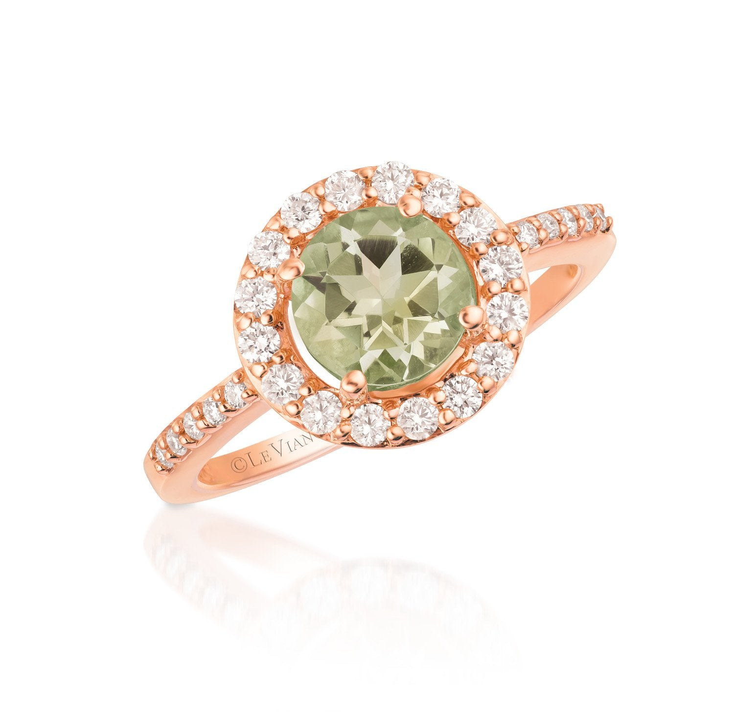 le vian® ring featuring 7/8 cts
