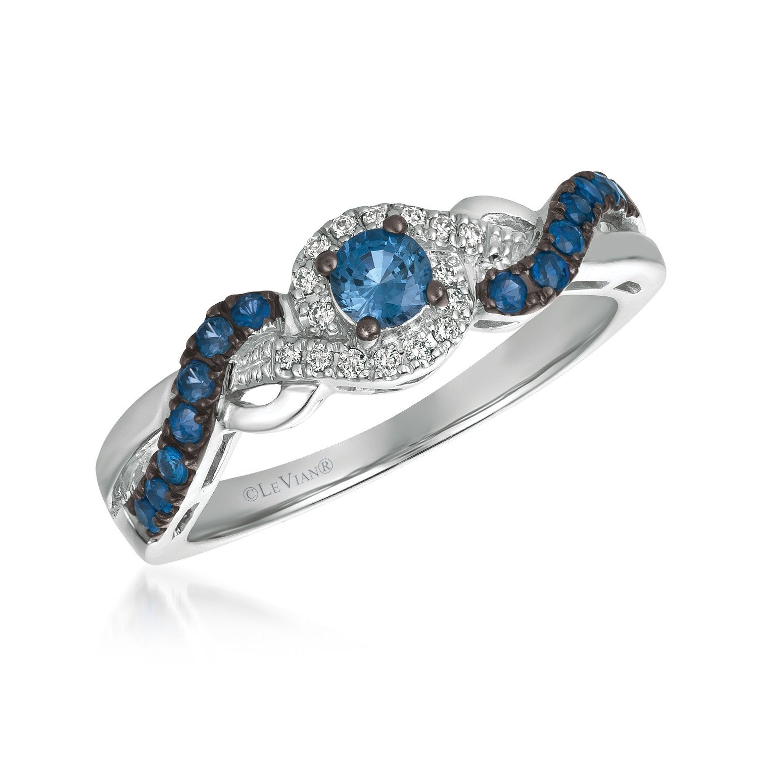 le vian® ring featuring 1/3 cts