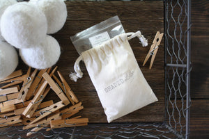 Natural Peppermint Laundry Detergent Powder