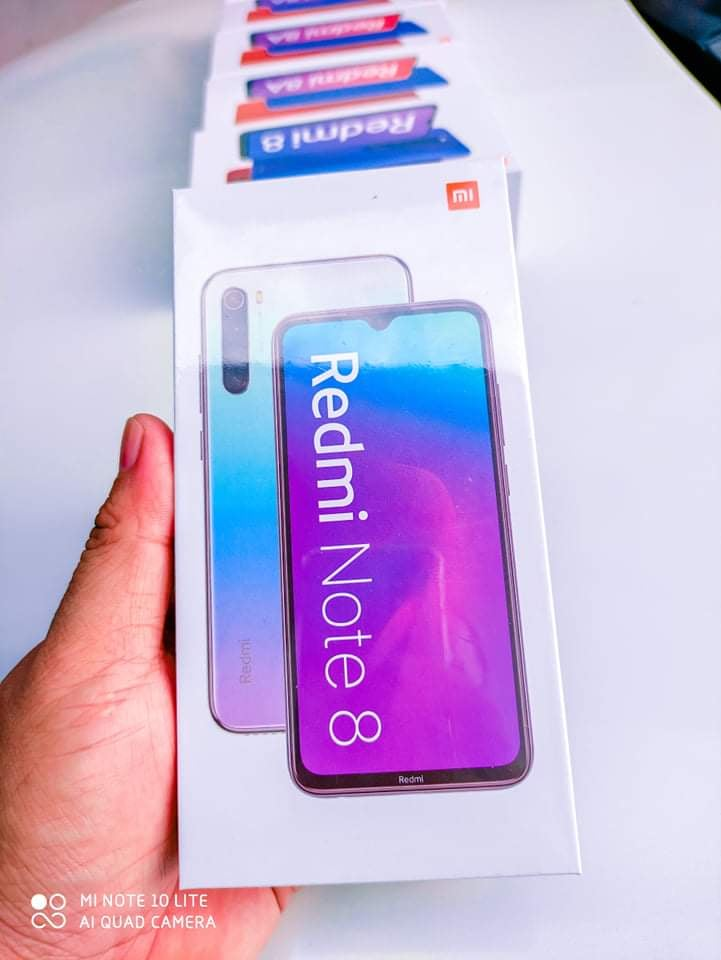 Redmi Note 8 FREE SHIPPING