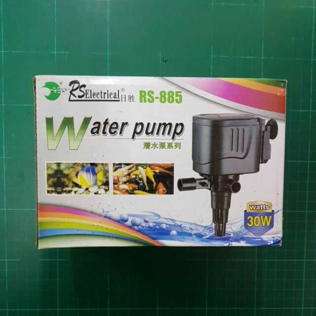 Water Pump RS 885 30w