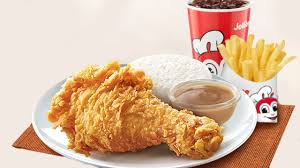 1 pc Chickenjoy w/ Fries
