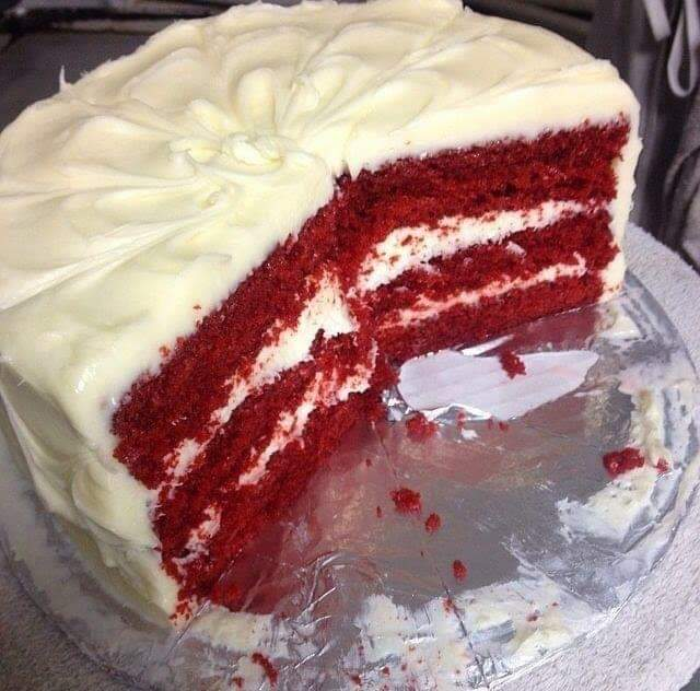 TITA NOT'S RED VELVET CAKE