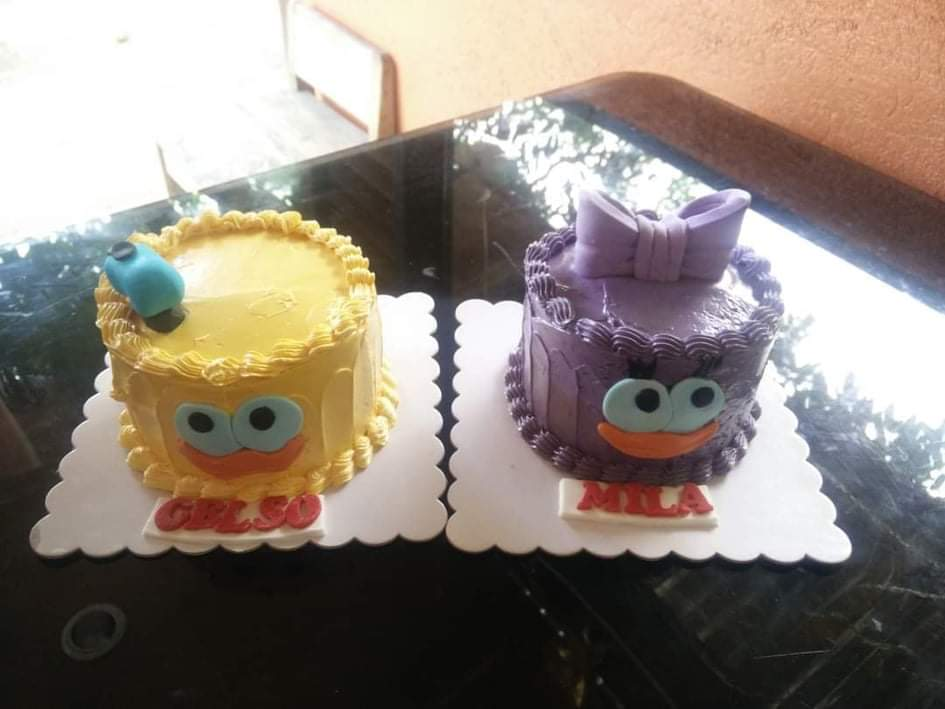 TITA NOT'S Character Cakes