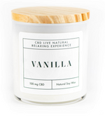 Vanilla Bliss Candle