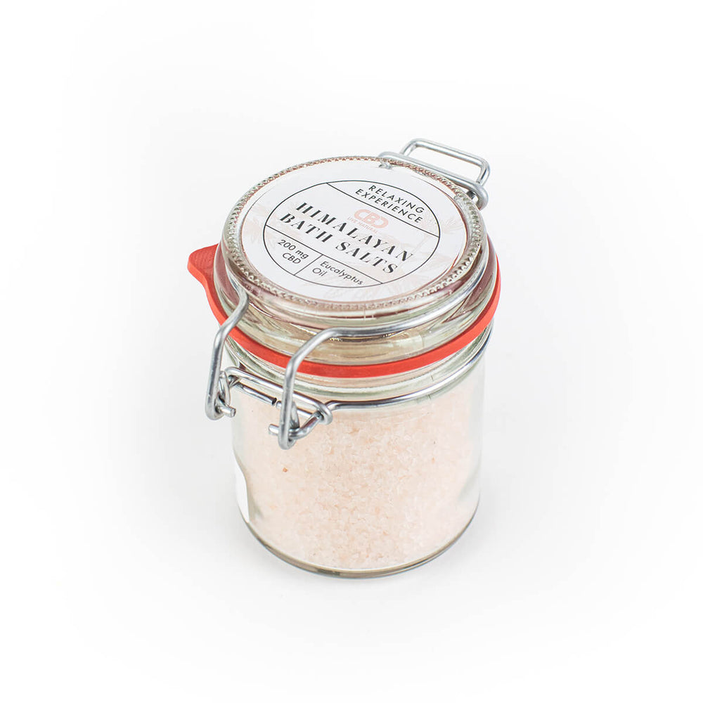 Sweet Luxe Bath Salts