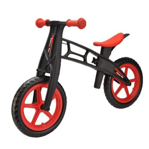 12-inch Children's Two-wheeled Sport Balance Bike without Pedals Taxiing Treadmill Sliding Bicycle for Toddlers Kids