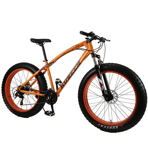 "KUBEEN Mountain Bike Aluminum Frame 21 Speed Shimano 26"" Wheel"