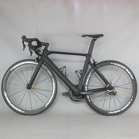 Complete Bicycle Carbon Cycling BICICLETTA Road Bike SHIMAN R7000 Bicicleta with MAVIC Cosmic Elite S700c