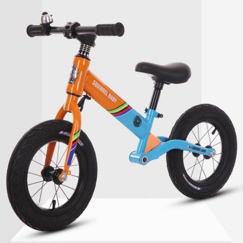 Children balance bike without pedal slide baby damper sliding kids bicycle self balance scooters racing