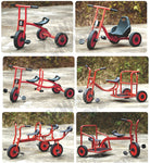 school bicycle,children three wheel scooter,kids steel pedicab bike