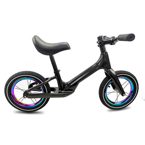 Oem Carbon Fiber Material Balance Bike 2020 Kids balance bike in bicycle factory direct sales mini children bike 12 inch