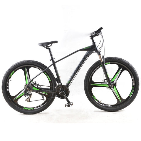 GORTAT Bicycle Mountain bike 24speed 29 Inch Aluminum Alloy Road Bikes mtb bmx 3 cutter wheels bicycles Dual disc brakes